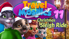 Travel Mosaics 11: Christmas Sleigh Ride