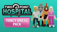 Two Point Hospital: Fancy Dress Pack