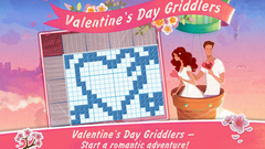 Valentines Day Griddlers