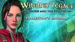 Witches' Legacy: Hunter and the Hunted Collector's Edition