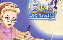 3 Days: Zoo Mystery Badge