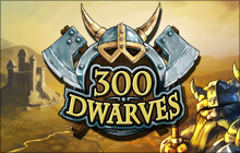 300 Dwarves Badge