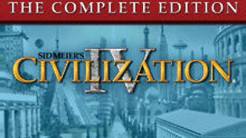 Sid Meier's Civilization IV: The Complete Edition (Mac only)