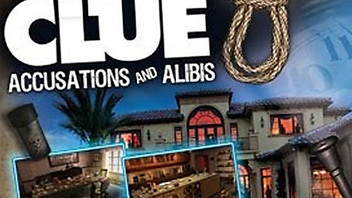 CLUE Accusations and Alibis