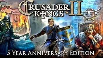 Crusader Kings II: 5 Year Anniversary