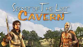 Secret of the Lost Cavern