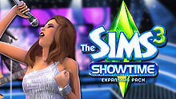 The Sims 3 Showtime Expansion Pack