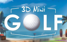 3D Minigolf Badge