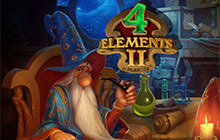 4 Elements II Collector's Edition Badge