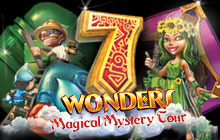 7 Wonders: Magical Mystery Tour Badge