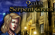 9 Clues: The Secret of Serpent Creek Badge