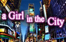 A Girl in the City Extended Edition Badge