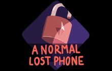 A Normal Lost Phone Badge