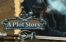 A Plot Story Badge