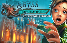 Abyss: The Wraiths of Eden Collector's Edition Badge
