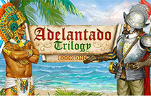 Adelantado Trilogy - Book One Badge
