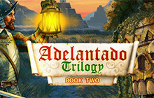 Adelantado Trilogy: Book Two Badge