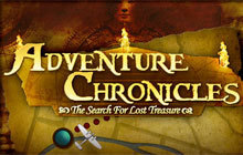 Adventure Chronicles: The Search for Lost Treasure Badge