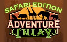 Adventure Inlay Safari Edition Badge