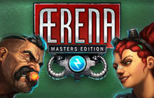 AERENA - Masters Edition: The Turn Based Arena Combat Game Badge