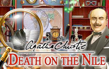 Agatha Christie: Death On The Nile Badge