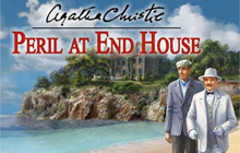 Agatha Christie: Peril at End House Badge
