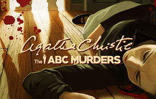 Agatha Christie - The ABC Murders Badge