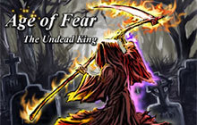 Age of Fear: The Undead King Badge