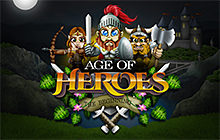 Age of Heroes: The Beginning Badge
