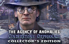 The Agency of Anomalies: Cinderstone Orphanage Collector's Edition Badge