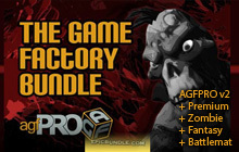 Axis Game Factory's AGFPRO Full Premium & DLC Complete Badge