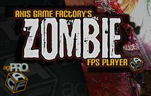 Axis Game Factory's AGFPRO Zombie FPS Player DLC Badge