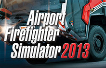 Airport Firefighter Simulator 2013 Badge