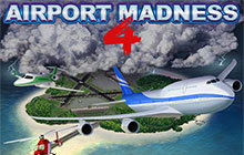 Airport Madness 4 Badge