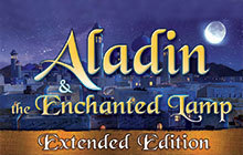 Aladin and the Enchanted Lamp - Extended Edition Badge