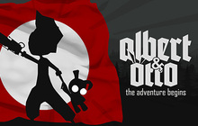 Albert and Otto Badge