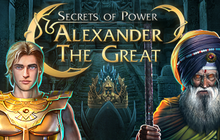 Alexander the Great: Secrets of Power Badge