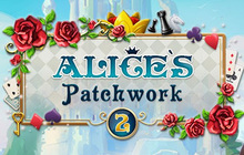 Alice's Patchwork 2 Badge
