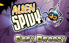 Alien Spidy: Easy Breezy DLC Badge