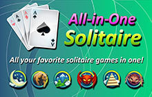 All-in-One Solitaire Badge