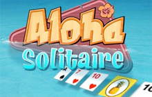 Aloha Solitaire Badge