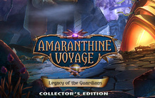 Amaranthine Voyage: Legacy of the Guardians Collector's Edition Badge