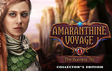 Amaranthine Voyage: The Burning Sky Collector's Edition
