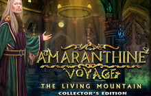 Amaranthine Voyage: The Living Mountain Collector's Edition Badge