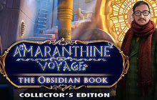 Amaranthine Voyage: The Obsidian Book Collector's Edition Badge