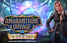 Amaranthine Voyage: The Orb of Purity Collector's Edition Badge
