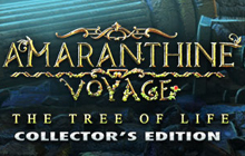 Amaranthine Voyage: The Tree of Life Collector's Edition Badge