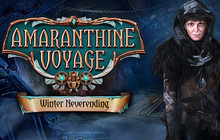 Amaranthine Voyage: Winter Neverending Badge