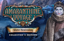 Amaranthine Voyage: Winter Neverending Collector's Edition Badge