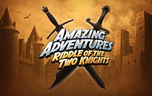 Amazing Adventures: Riddle of the Two Knights Badge